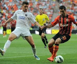 Чемпионат Украины: 1-й тур - Шахтёр (Донецк) 6:0 Арсенал (Киев) (отчёт+видео)