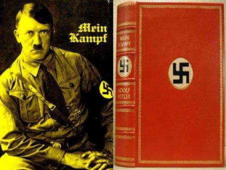 Книга, возвеличивающая Адольфа Гитлера
