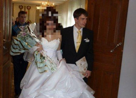 """Самая """"счастливая"""" невеста"""