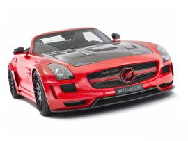 Родстер Mercedes-Benz SLS AMG Hawk от Hamann