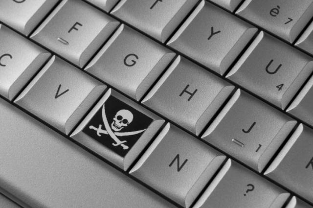 """Украина оказалась в лидерах среди """"пиратских"""" стран"""