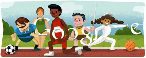 Найцікавіші логотипи які google