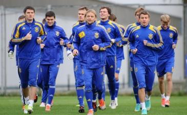 Отборочный матч на Чемпионат мира 2014: Молдова - Украина - Накануне