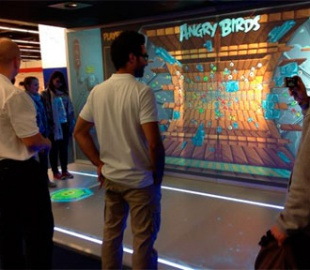 С помощью Angry Birds детей будут учить физике