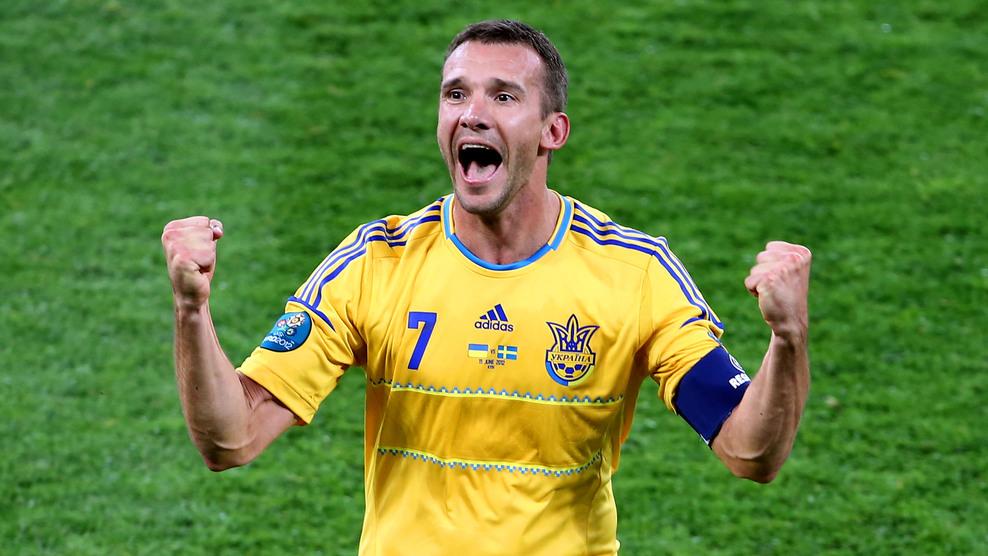 Шевченку офіційно запропонували очолити збірну України