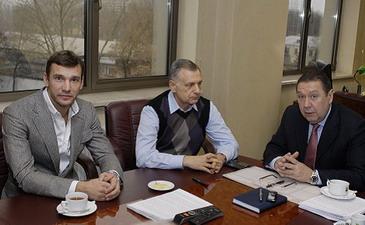Шевченко отказался возглавить сборную Украины