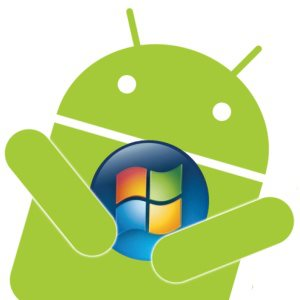 Запуск Android из ОС Windows.