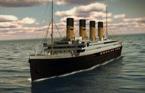 Копия Титаника, Титаник II, выйдет в море в 2016 году