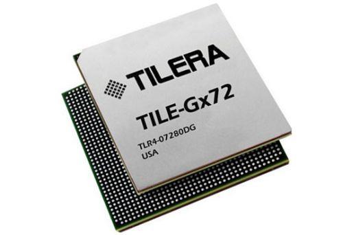 Компания Tilera представляет 72-ядерный процессор, предназначенный для серверов служб облачных вычислений и датацентров