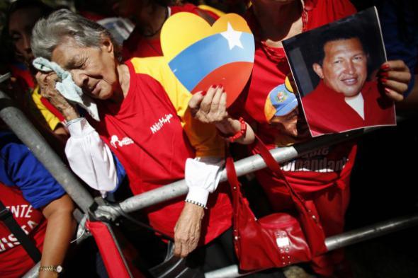 Жизненный путь Уго Чавеса