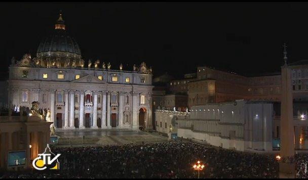 Кардиналы не смогли выбрать нового папу в первом туре