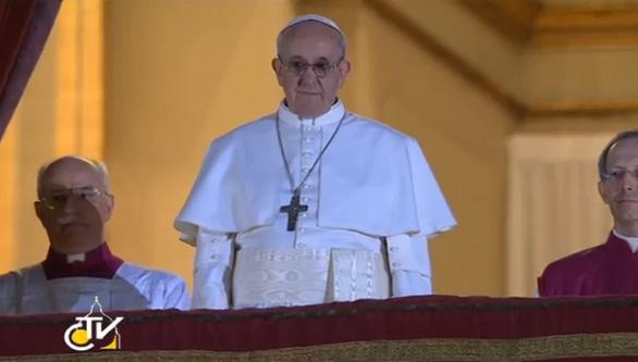 Архиепископ Буэнос-Айреса стал новым папой римским Франциском I