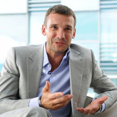 Андрій Шевченко знову сяде за парту