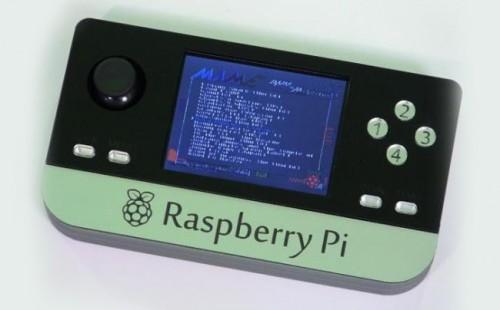На базе мини-компьютера Raspberry Pi за $35 создали полноценную игровую консоль