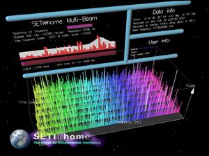 Скринсейвер SETI@home помогает искать инопланетян?