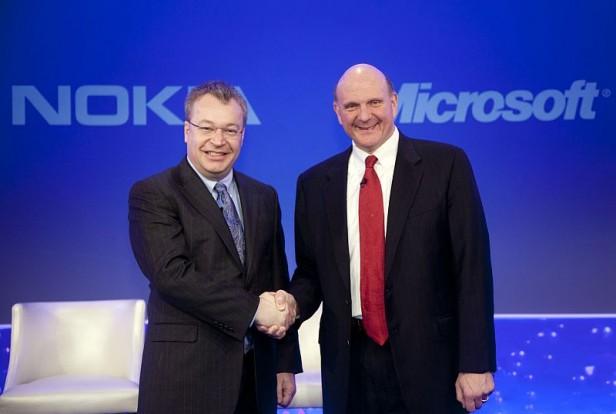 Корпорация Microsoft поглотит известного производителя мобильных телефонов Nokia в ближайшие полгода.
