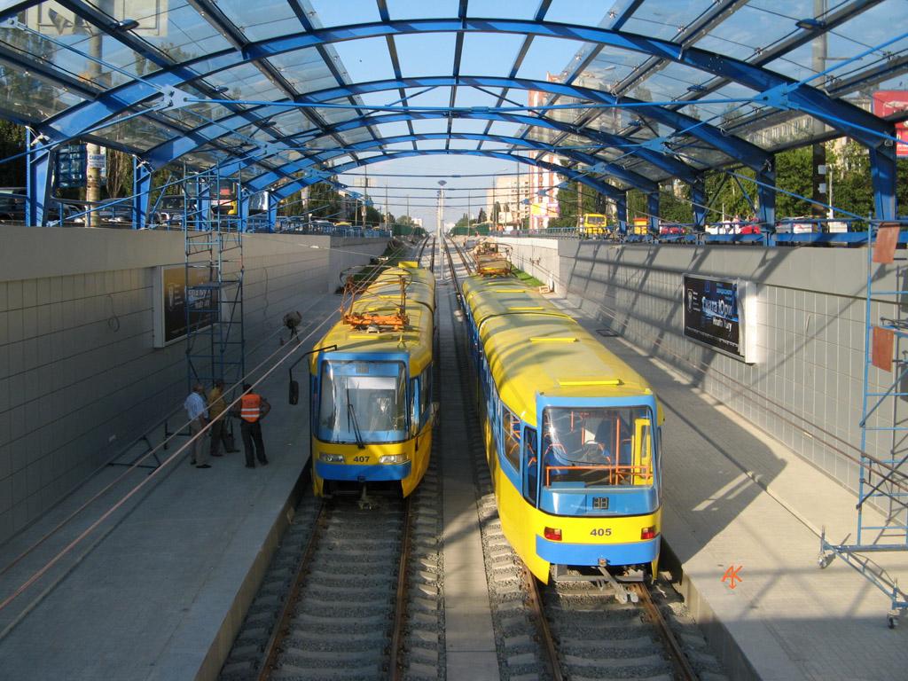 Wi-Fi-трамваи в Киеве демонстрируют свою эффективность