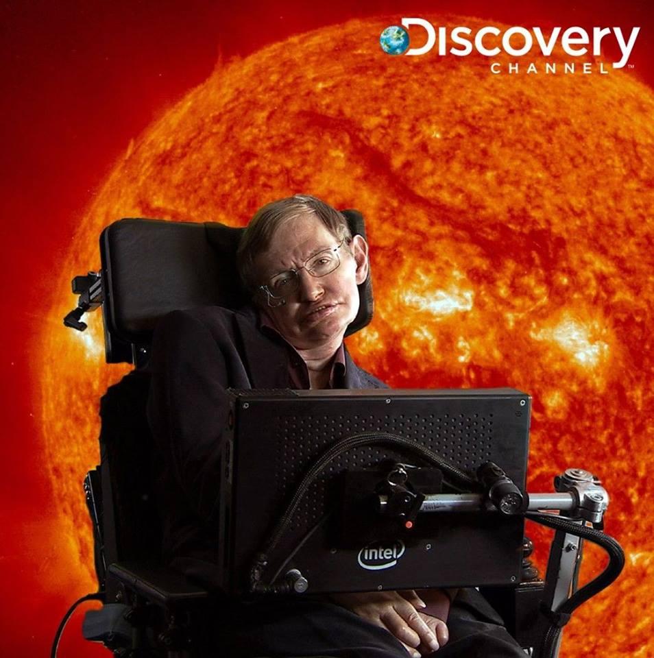 Стивен Хокинг отменяет чёрные дыры!