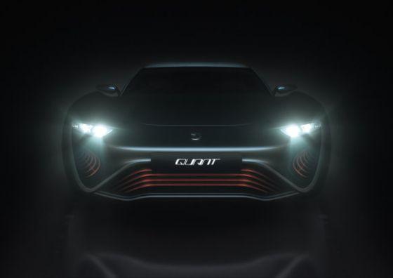 Анонсирован первый спортивный автомобиль, работающий только от электричества