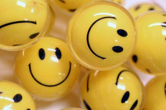 Человеческий мозг воспринимает смайлики, как настоящие выражения лиц