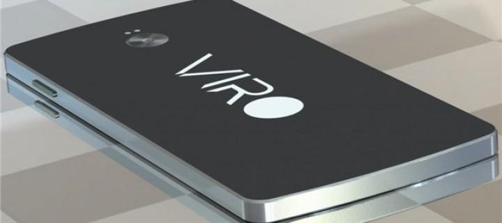 Viro анонсировала смартфон с солнечной батареей