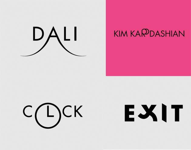 Невероятные Логотипы Корейского Дизайнера