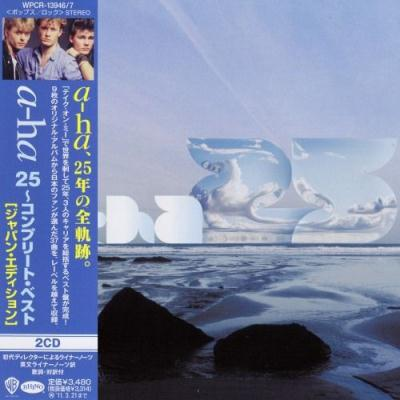 A-HA - 25 (Japanese Version)(2CD)(2010)