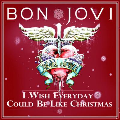 Bon Jovi - I Wish Everyday Could Be Like Christmas (Single) (2011)
