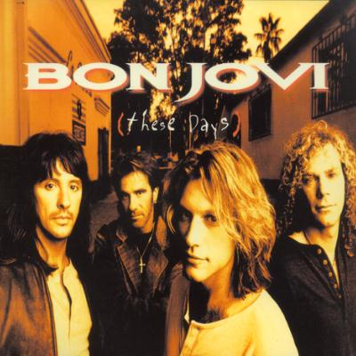 Bon Jovi - These Days (Special Edition) (2010)