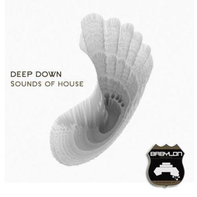 VA - Deep Down: Sound Of House (2011)