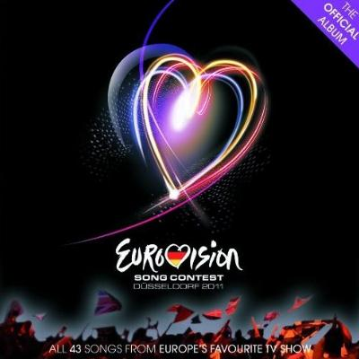 VA - Eurovision Song Contest Dusseldorf 2011 (Official CD) (2011)