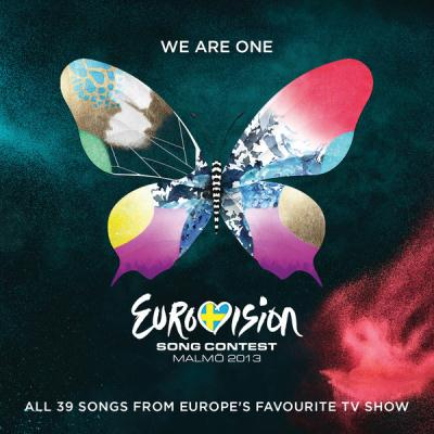 VA - Eurovision Song Contest Malmo (2CD) (2013)
