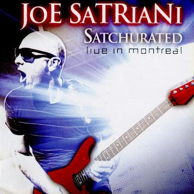 Joe Satriani – Satchurated: Live In Montreal (2CD)(2012) FLAC