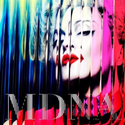 Madonna - MDNA [Deluxe Edition] (2012)