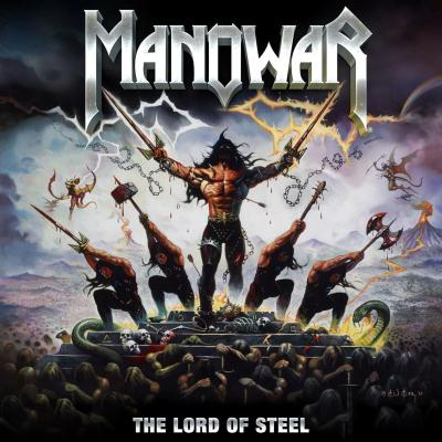 Manowar - The Lord Of Steel (Retail) (2012)