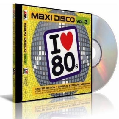 VA - Maxi Disco Vol.3 (2CD) (2008)