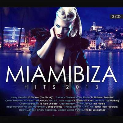 VA - Miami Ibiza Hits (3CD)(2013)