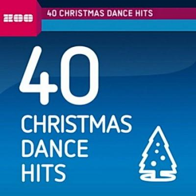 VA - 40 Christmas Dance Hits (2010)